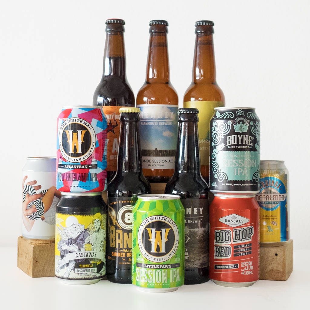 Irish Craft Beer Mixed Case