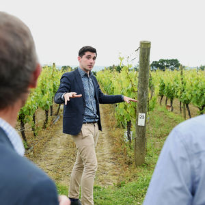 English Sparkling Wine Tour And Tasting For Two - experience gifts