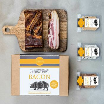 Make Your Own Bacon Kit