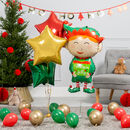 Inflated Singing Elf Christmas Mini Package