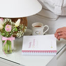 Personalised Wedding Organiser Planner Handbook