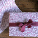 Pink Scales Wrapping Paper By Anna Wright