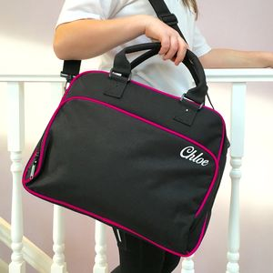 Personalised Retro Dance Gym Bag - children's accessories