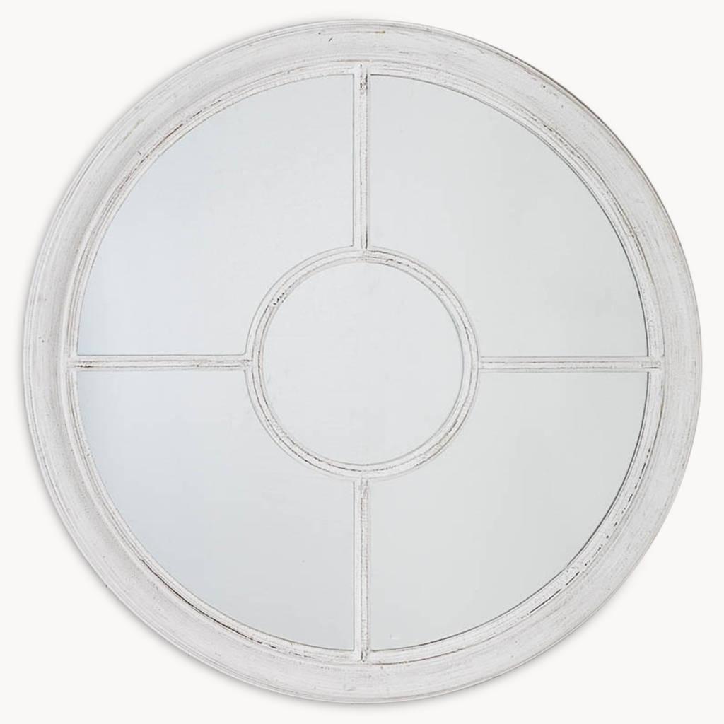 Wilton Round Mirror