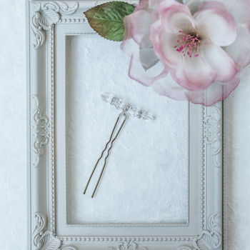 Margot Crystal Bridal Hairpins