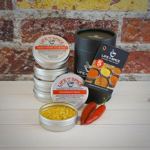 American Barbecue Rubs Gift Collection