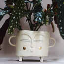 Happy Ceramic Planter