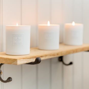 Twelve Month Luxury Scented Candle Subscription