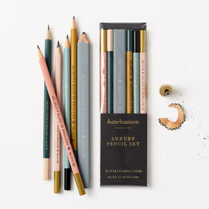 Assorted Pencil Set Vol.Two - pens & pencils
