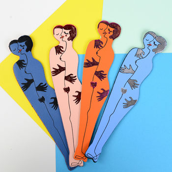 Lovers Bookmark