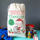 Personalised Christmas Eve Sack