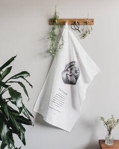 Dormouse Tea Towel