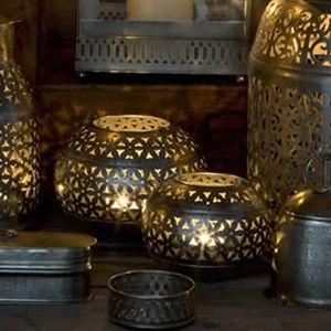 Moroccan Vintage Candle Tea Light Holder Lantern