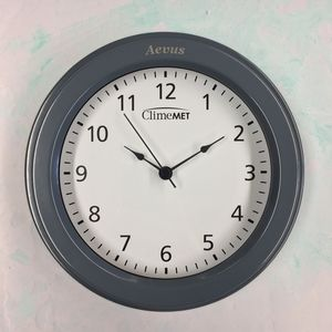 Climemet Wall Clock - dining room