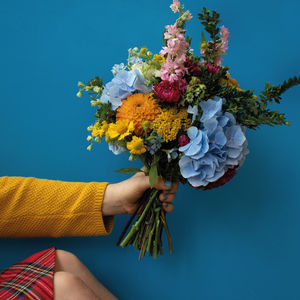 The Midi: Six Month Creative Flower Subscription - brand new partners