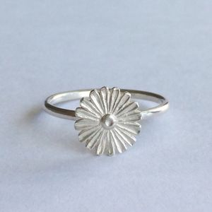 Daisy Ring - personalised