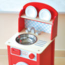 Mini Washing Machine Kitchen Play Scene
