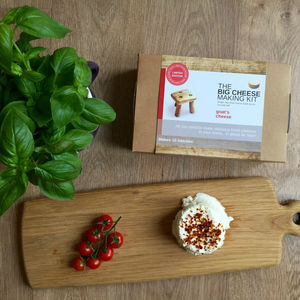 Make Your Own Goat's Cheese Making Kit - food gifts