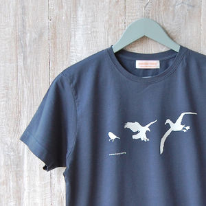 Birdie, Eagle And Albatross T Shirt - men's fashion