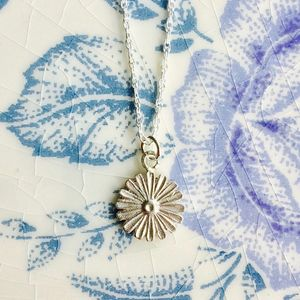 Daisy Pendant - necklaces & pendants