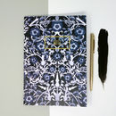May Morris Print A5 Notebook