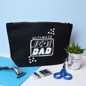 Jedi Dad Wash Bag
