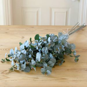 Artificial Bouquet D'eucalyptus - flowers, plants & vases
