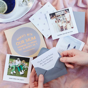 Moments With Mum Memory Box - gifts for him