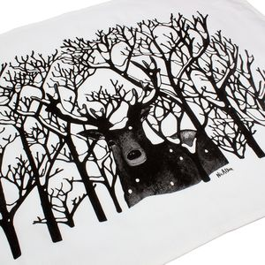 Winter Stag Tea Towel - view all sale items