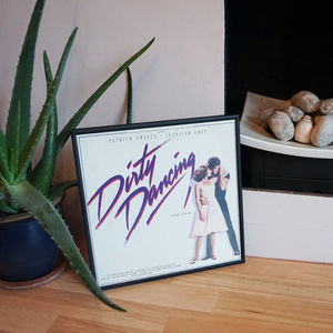 12' Vinyl Record Cover Frame