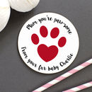 Personalised 'Pet Mum' Animal Lover Coaster