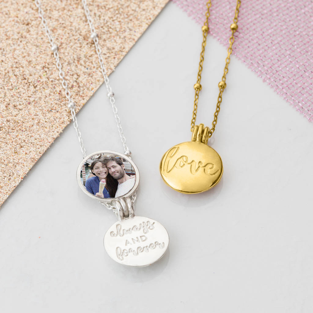 lockets photo locket jewelry original dainty long product gift gold necklace pendant simple personalize oval
