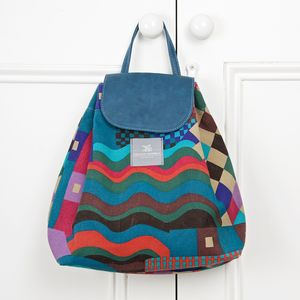 Geo Jewel Backpack