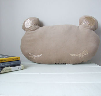 Bear Nursery Cushion