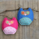 Little Owl Sewing Kit
