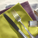 Plain Organic Cotton Napkins