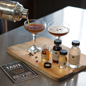 Three Month Cocktail Kit Subscription - gifts for her