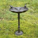 Windsor Cast Iron Bird Bath
