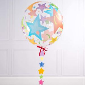Star Bubble Balloon
