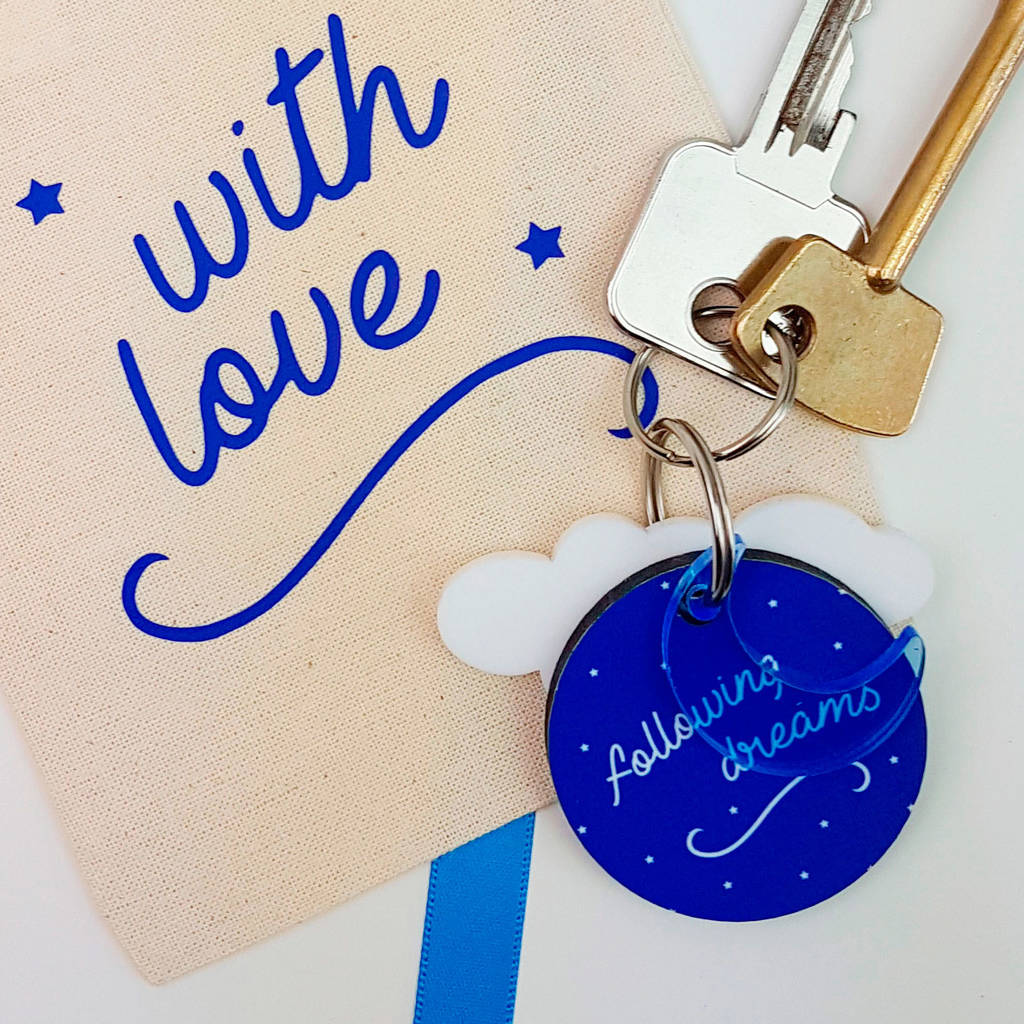 Personalised keyring moving away gift by meenymineymo personalised keyring moving away gift negle Choice Image
