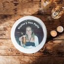 Hen Party Photo Cake Topper
