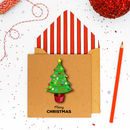 Large Christmas Wrap And Card Bundle With Gift Tags