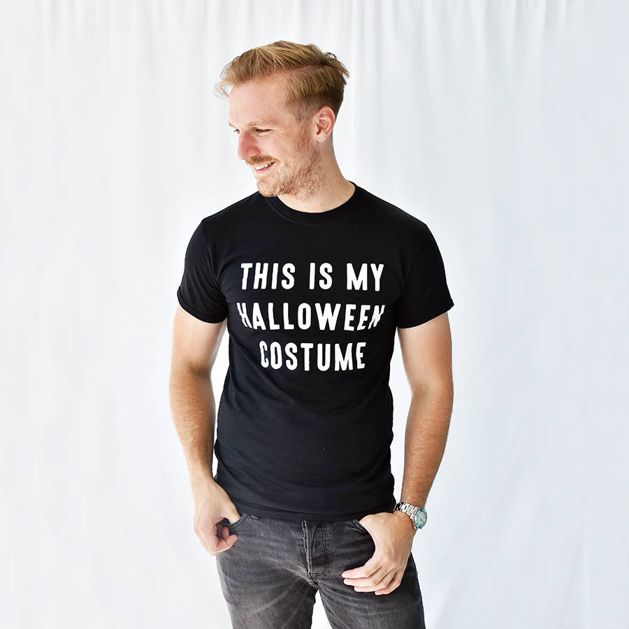 Halloween Costume Halloween Mens T Shirt;