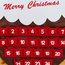 Christmas Pudding Advent Calendar