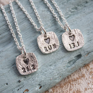 Runners Necklace - new in jewellery