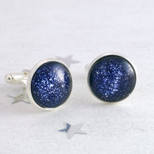 Star Map Cufflinks - men's accessories
