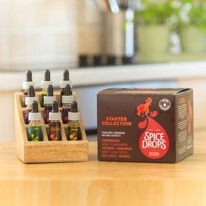 Spice Drops® Starter Collection With Recipe Booklet - new in food & drink