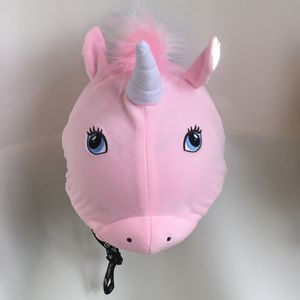 Unicorn Hat Silk , Helmet Cover