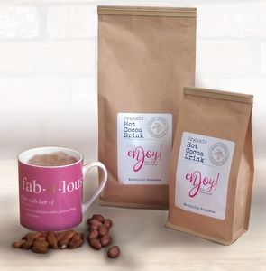 Organic Hot Cocoa Drink - teas, coffees & infusions