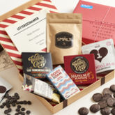 Chocolate Lovers Letter Box Hamper - food & drink